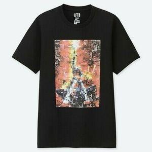 Uniqlo UT x Gundam T-shirt